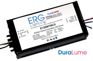 E120W700-D DuraLume  Dimmable 60W