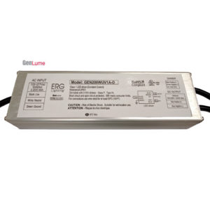GEN 200 Watt, CC (GEN200WUV1A-D)